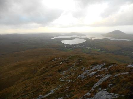 I Am A Connemara Man Narional Park Irland Connemare | Irland360card